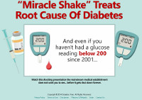DIABETES FREE - Diabete Treatment - Clinton