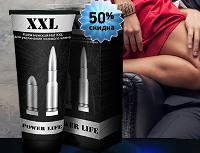 Больше, Толще и Твёрже - мужской крем XXL Power Life - Новомиргород